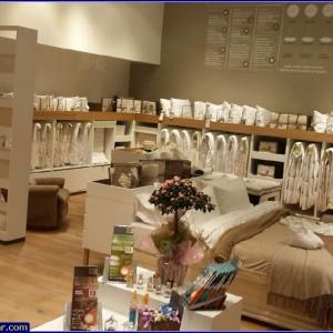 ev tekstil mağazası dekorasyonu 3