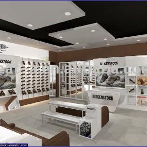 spor mağazası tasarımı