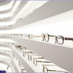 gözlük mağazası dekorasyon 4