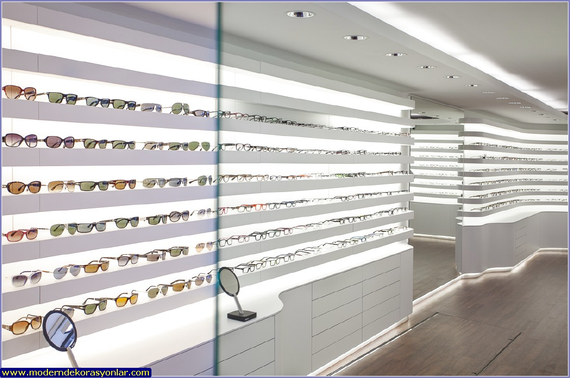 gözlük mağazası dekorasyonu2