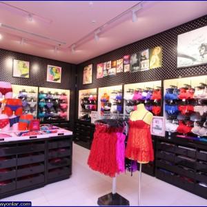 iç giyim mağazası