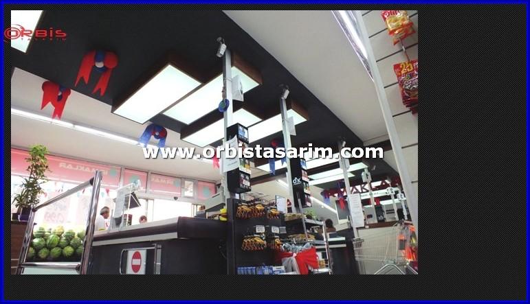 mağaza dekorasyon modelleri 2013