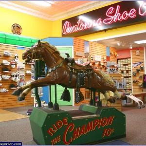 ayakkabı mağazası dekorasyon 3
