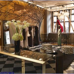 giyim dükkanı dekorasyun örnekleri