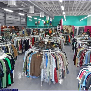 giyim mağazası tasarım