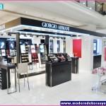kozmetik mağaza dekorasyon fikirleri