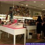 kozmetik mağaza dizaynı