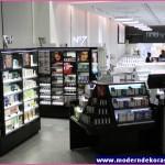kozmetik mağaza tasarım