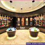 kozmetik mağaza tasarımları