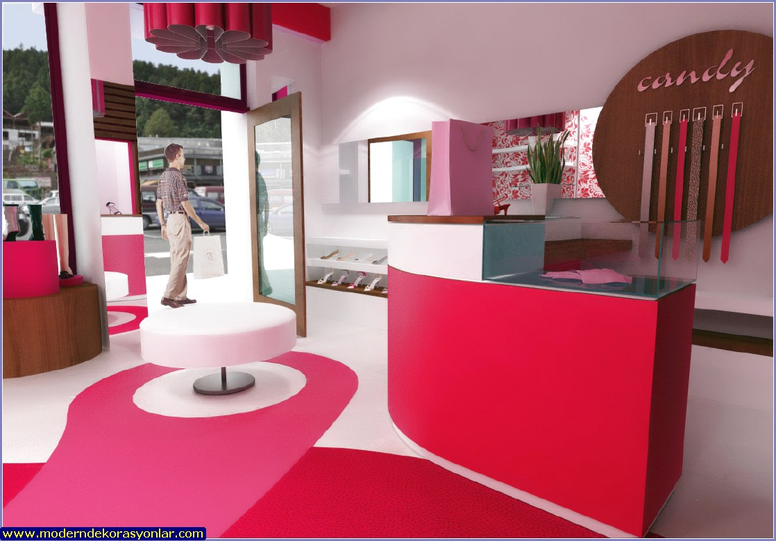 mağaza dekorasyon dizayn 2