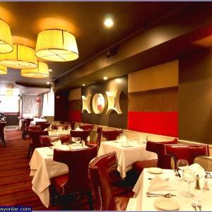 restaurant dekorasyon