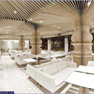 restaurant dekorasyonu örneği