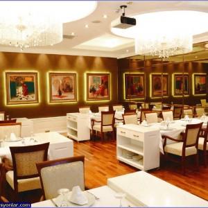 restaurant dekorasyonu 4