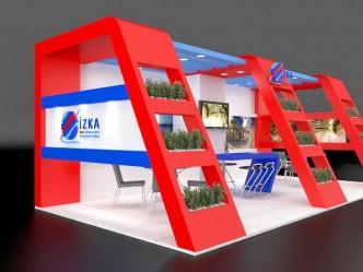 2016 fuar stand tasarım
