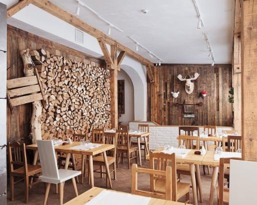 Butik cafe dekorasyon modelleri tasar mlar ve rnekleri - Decoracion de restaurantes rusticos ...