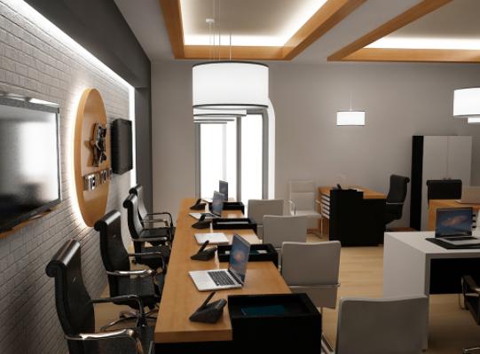 ofis-dekorasyon-modelleri