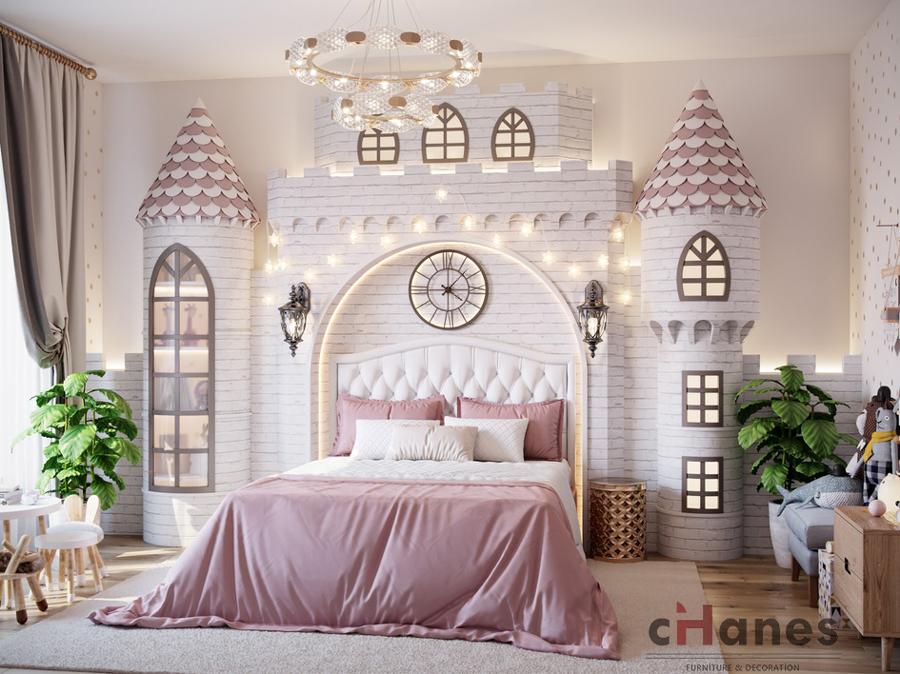 Çocuk Odası İçin Dekorasyon