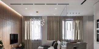 1+1 daire salon dekorasyonu örnekleri