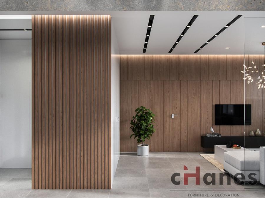 1+1 ev salon dekorasyonu örnekleri