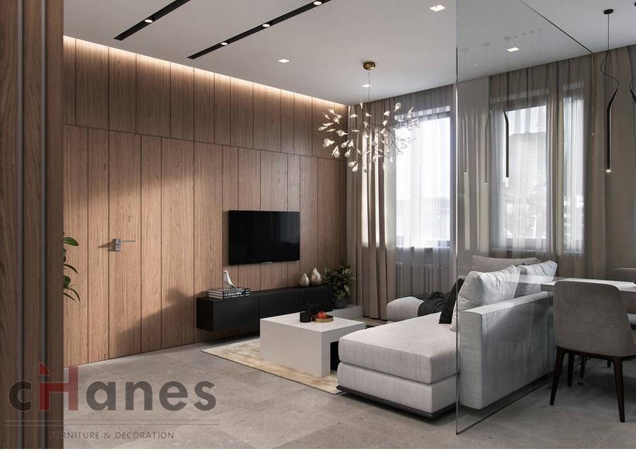 1+1 salon dekorasyonu örnekleri 2019