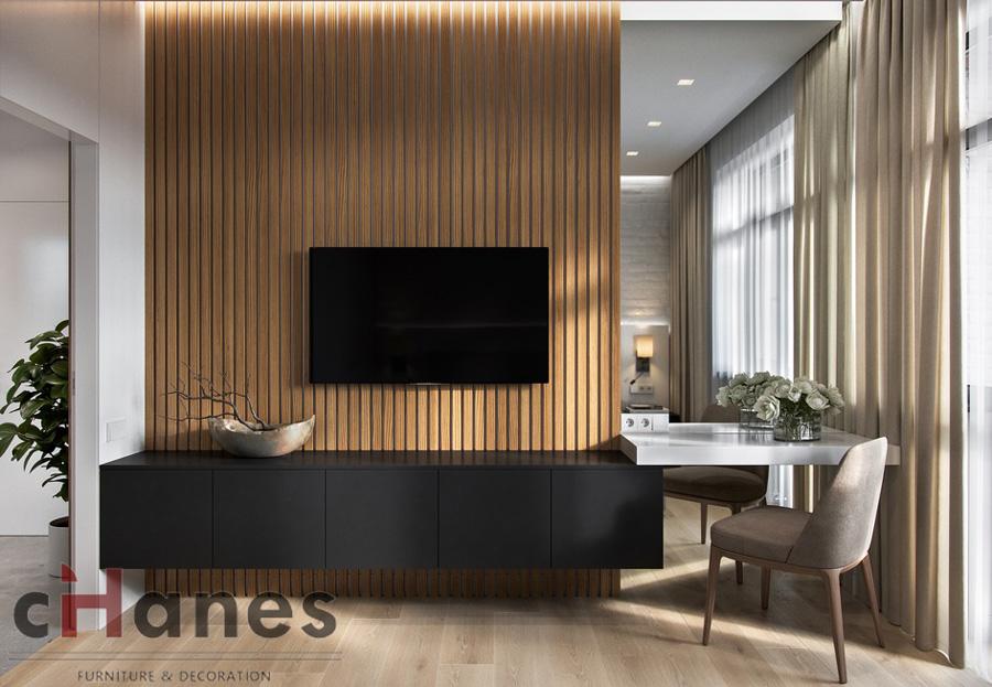 1+1 salon dekorasyonu örnekleri 3