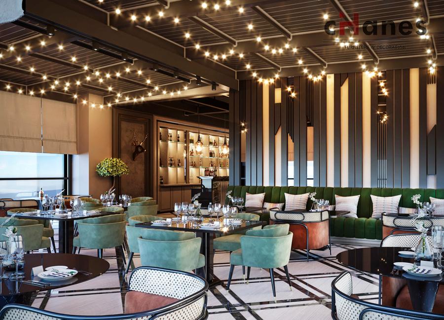 Cafe Dekorasyonu 2019 örnekleri