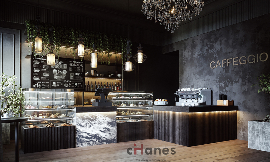 Cafe Dekorasyonu 3