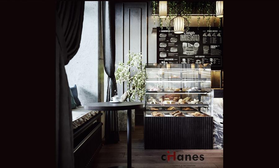 En Şık Cafe Dekorasyonu 2