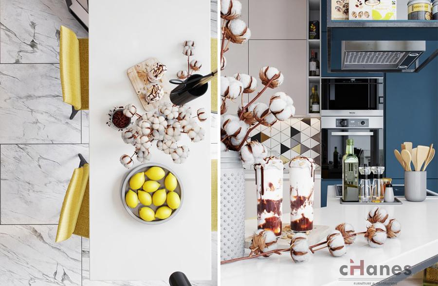 1+1 Ev Dekorasyonu Örnekleri