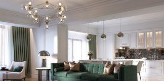 en modern salon dekorasyon örnekleri