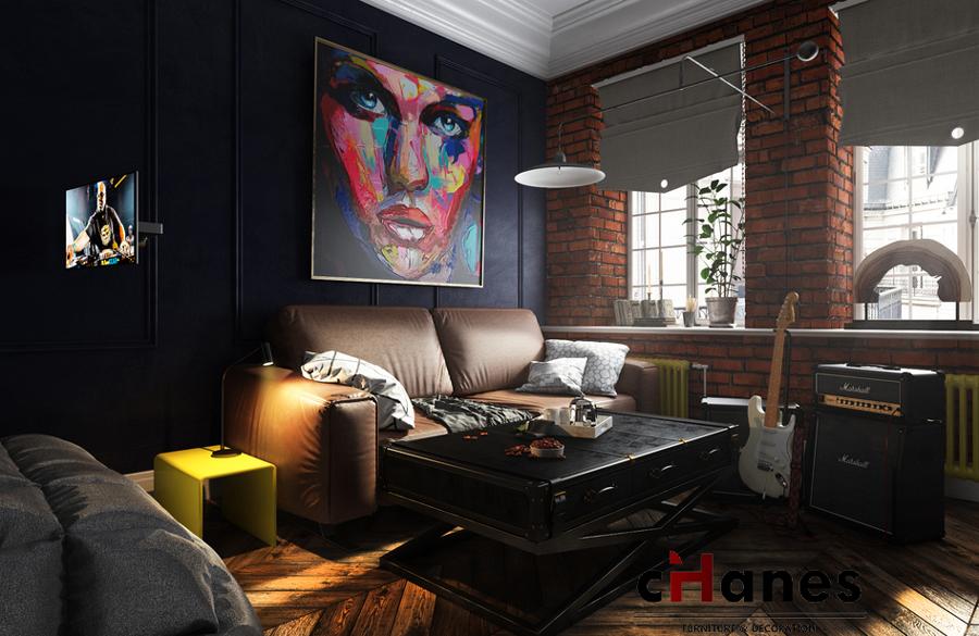genç odası dekorasyon fikirleri istanbul