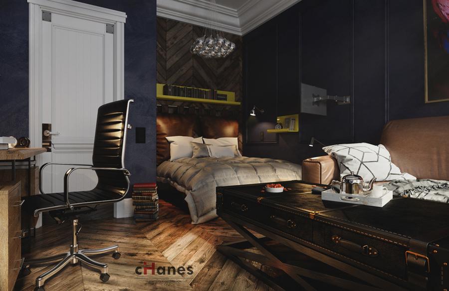 genç odası dekorasyon fikirleri yeni